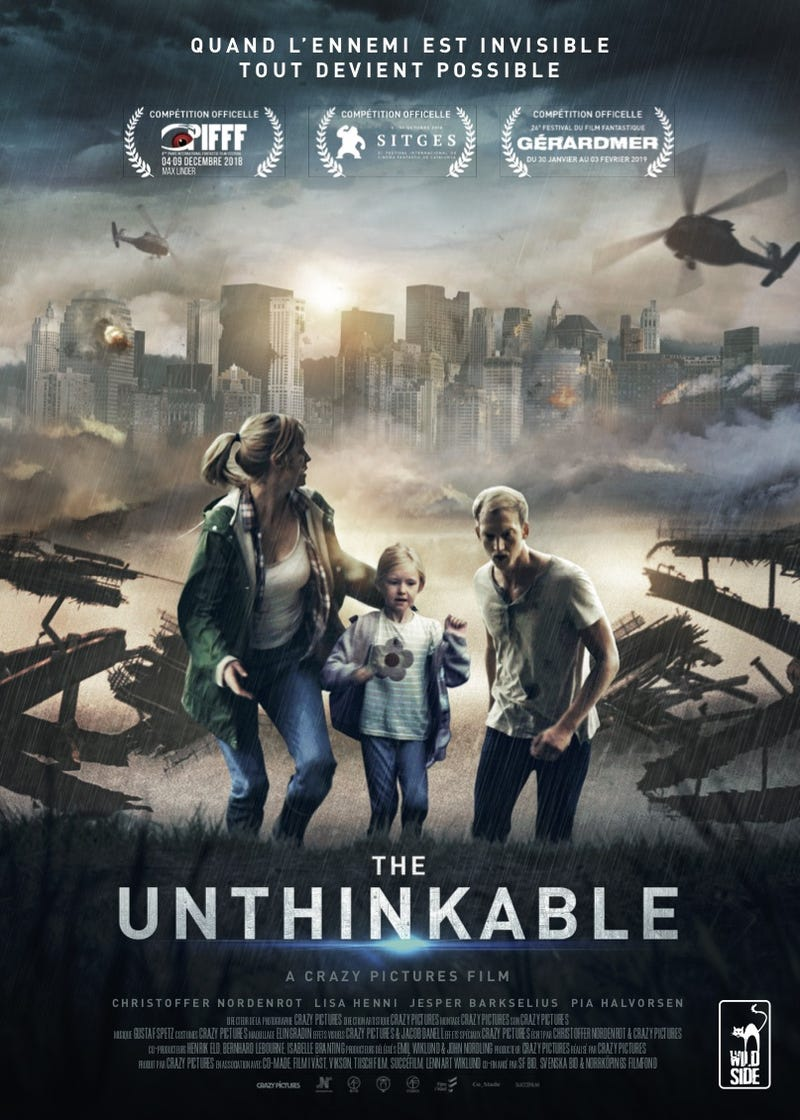 Illustration for article titled Regarder The Unthinkable 2019 Filmzenstream VF Gratuit Film 720p