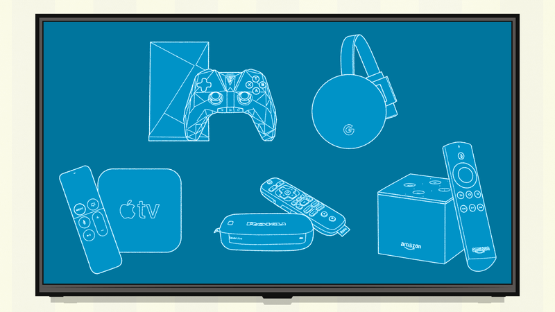 Illustration for article titled Battle of the TV Boxes 2018: Roku vs Amazon Fire TV vs Apple TV vs the Rest