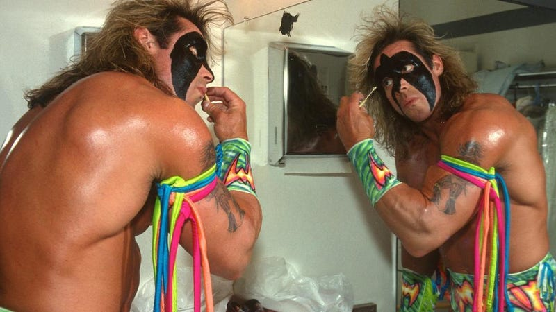 Illustration for article titled Why Does WWE Honor The Ultimate Warrior?