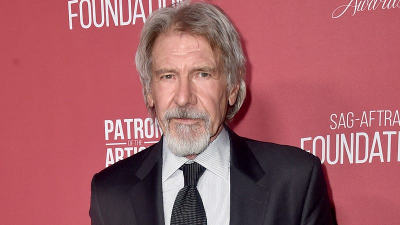 Illustration for article titled Harrison Ford Cannot Differentiate the Chrises