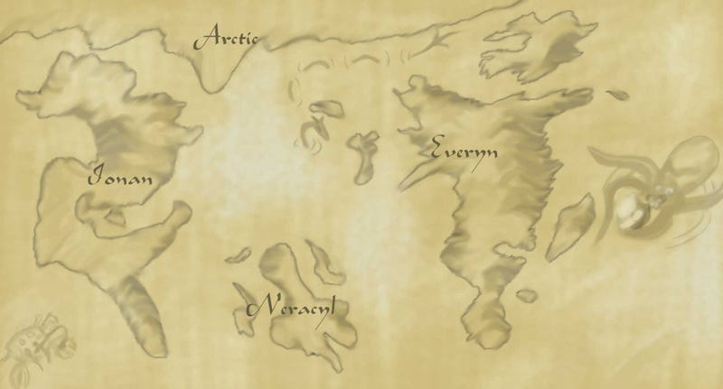 Illustration for article titled Reforging a Fantasy World