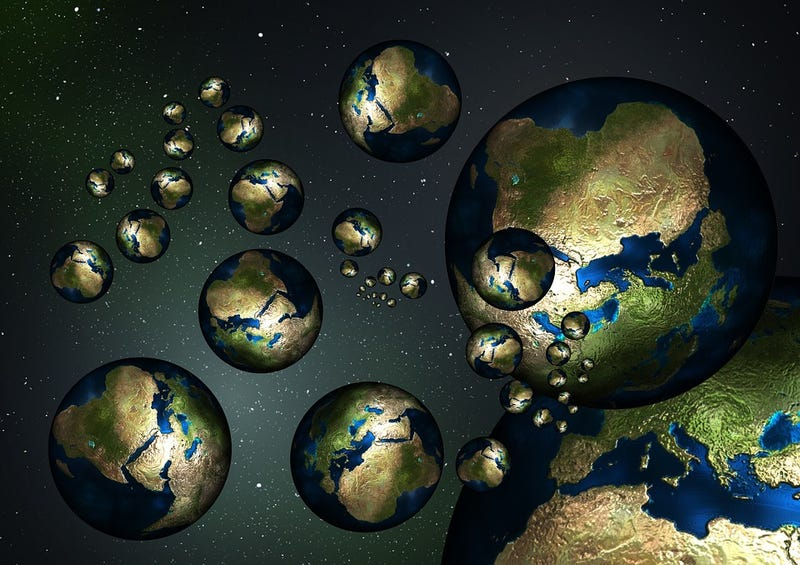 Illustration for article titled Déjà vuand the Multiverse Theory