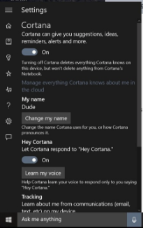 How to Turn Off Cortana on a Windows 10 PC