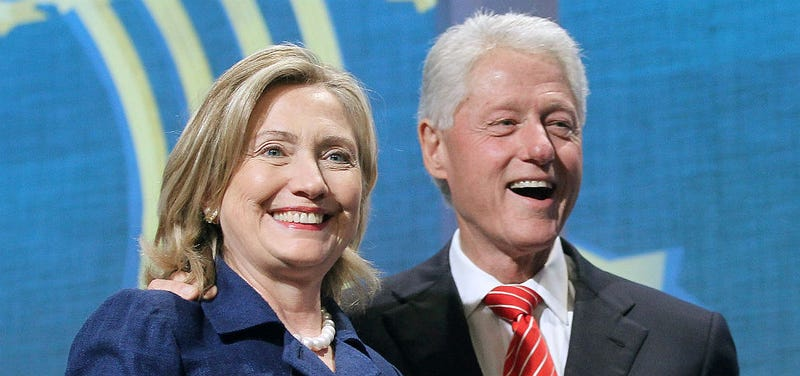 Illustration for article titled Hillary and Bill Clinton Inspire Not One But Two Staged Musicals
