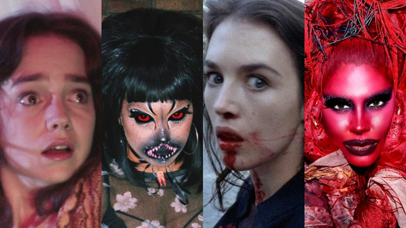 L to R: Suspiria; Siichele; Possession; Kat Sass