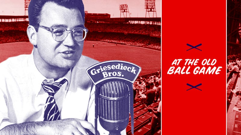 Illustration for article titled Why The Young Harry Caray Was The Best Broadcaster In Baseball
