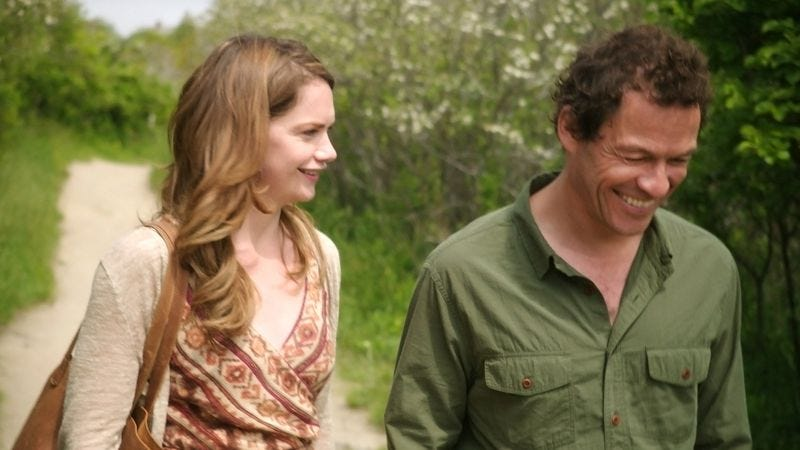 Ruth Wilson, Dominic West