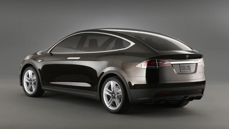 Illustration for article titled The Tesla Model X Crossover Will Cost Slightly More Than The Model S