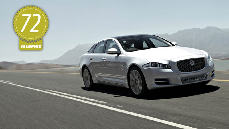 Illustration for article titled Jaguar XJL Portfolio: The Jalopnik Review