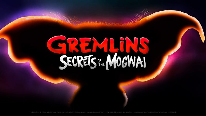 Illustration for article titled WarnerMedia shares new information on its animated Gremlins prequel