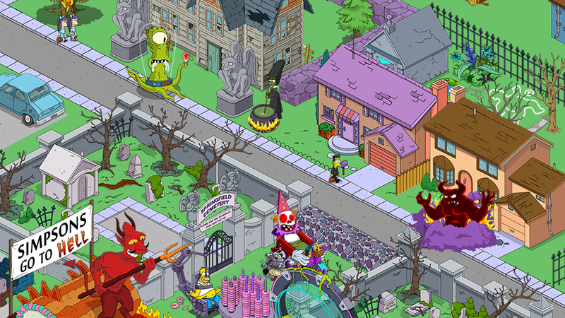 The Simpsons Tapped Out is one of many iOS games to include loot boxes.