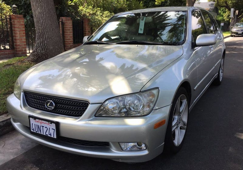 for 6 999 could this 2002 lexus is300 sportcross be your. Black Bedroom Furniture Sets. Home Design Ideas