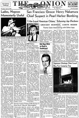 Illustration for article titled April 9, 1942