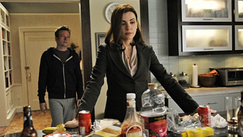 Illustration for article titled The Good Wife has proven itself a worthy successor to The Wire
