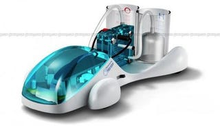 Illustration for article titled Horizon's Hydrocar: Toy Car Uses Next Gen Fuel Cells