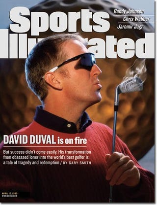 Illustration for article titled David Duval To Lose His Tour Card