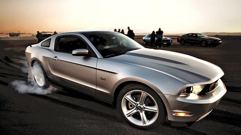 Illustration for article titled Feds launch Mustang transmission probe after Jalopnik, forum stories