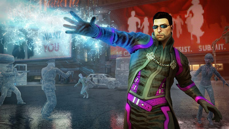 Illustration for article titled Saints Row is About to Get a Whole Lot Weirder Thanks to Mod Support