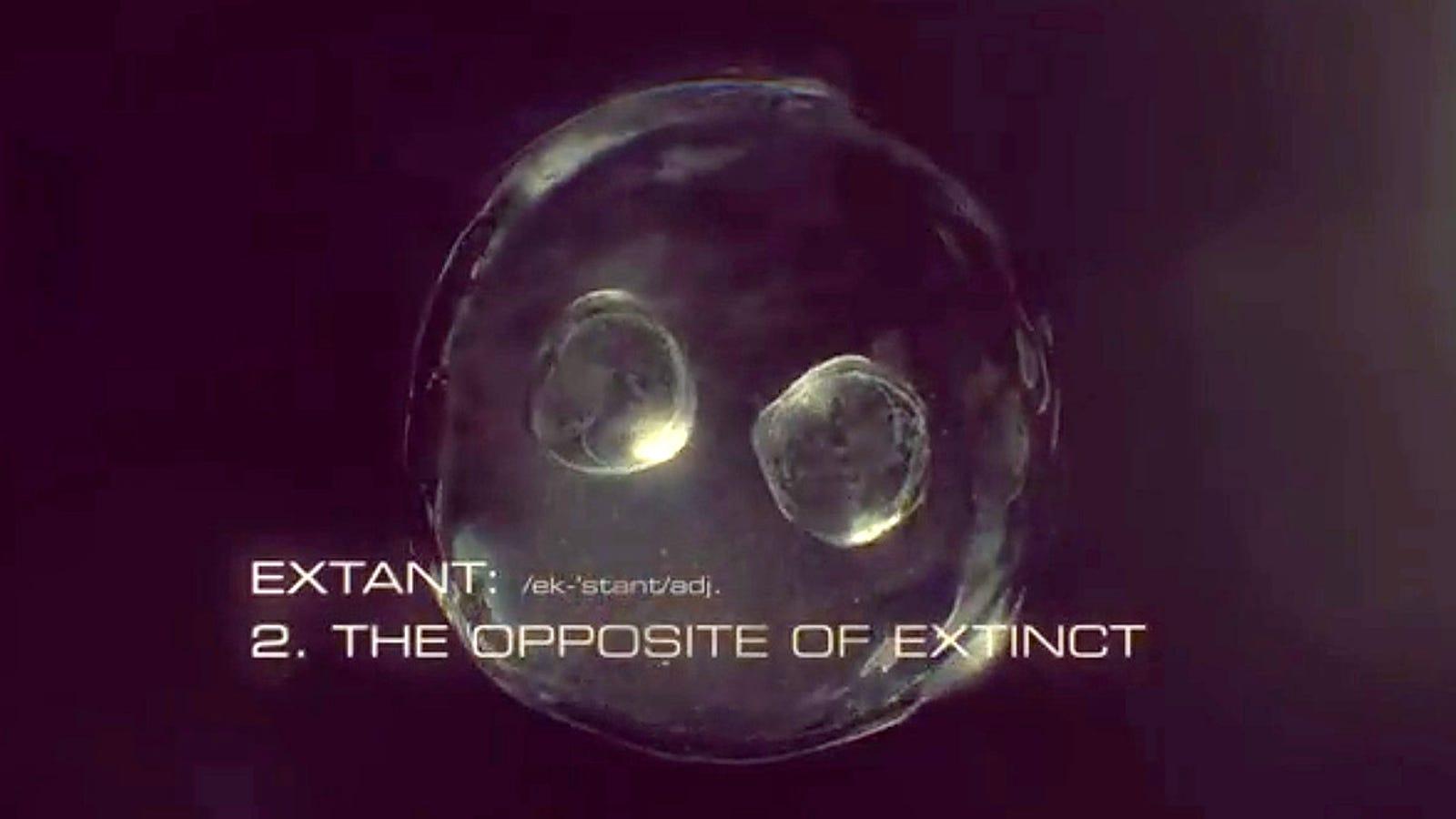Extant: nueva serie de ciencia-ficción con Spielberg como productor