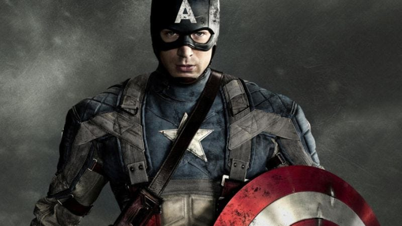 Illustration for article titled Captain America will get his sequel in April 2014