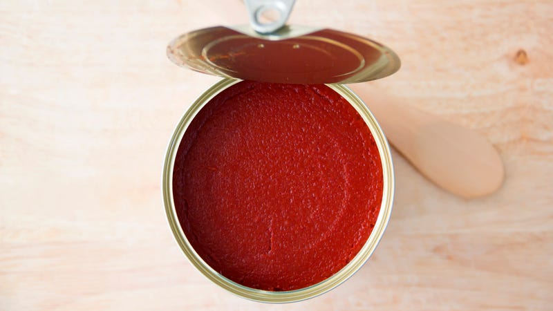 Illustration for article titled Store Tomato Paste the Alton Brown Way