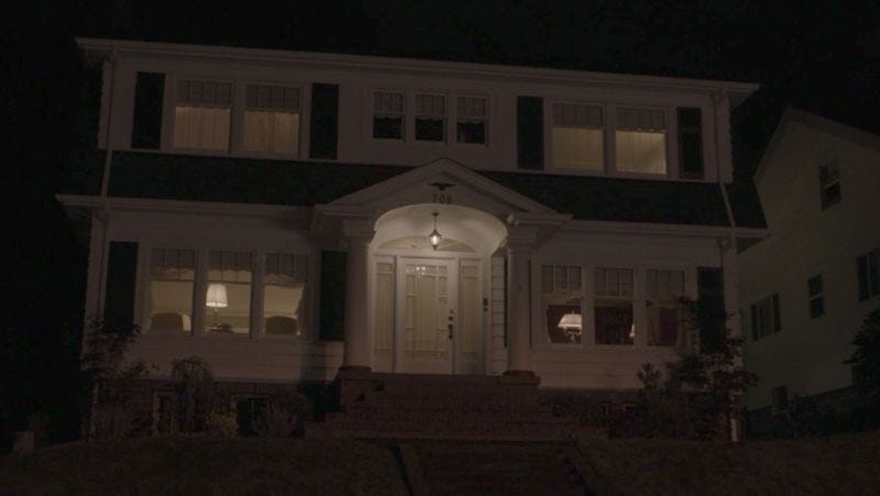 Screenshot: Twin Peaks: The Return