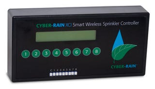 Illustration for article titled Cyber-Rain XCI Waters Your Lawn When The Internet Commands It