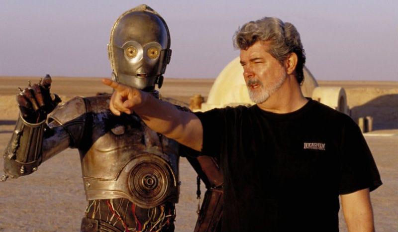 Illustration for article titled A George Lucas le ha encantado Star Wars: The Last Jedi y no sabemos si es buena o mala señal