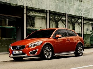 Illustration for article titled 2010 Volvo C30: Photos