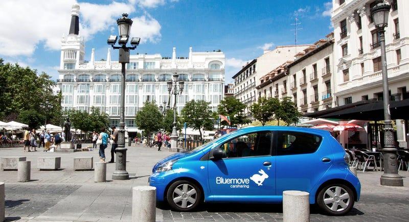Illustration for article titled Probamos Bluemove: la alternativa ideal a tener coche propio en la gran ciudad