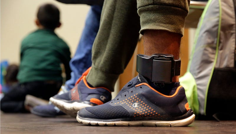 Illustration for article titled Chicago's New GPS-Tracking Ankle Monitors Can Record Kids Without Their Consent