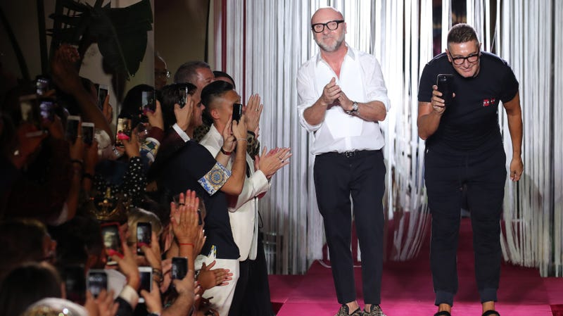 Illustration for article titled Dolce & Gabbana Cancels Shanghai Show After Uproar Over Racist Videos