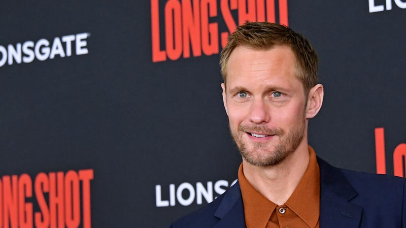Illustration for article titled Hold up, Alexander Skarsgård will play Randall Flagg in The Stand