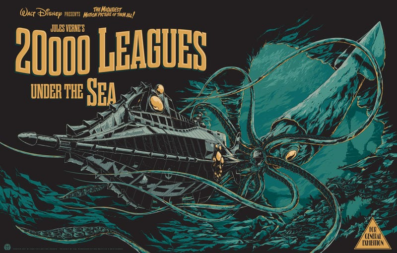 Illustration for article titled A Remake Of20,000 Leagues Under The Sea Is Coming From the Director Of X-Men
