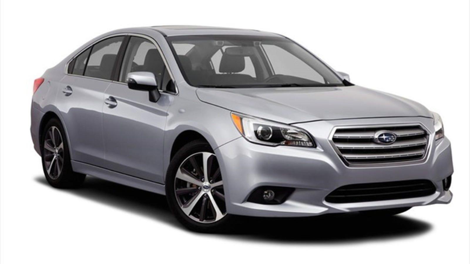 Subaru legacy the ultimate buyers guide 2015 subaru legacy this is it vanachro Gallery