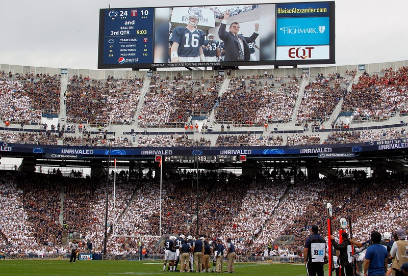 Penn State slapped with $2.4M fine for sexual abuse scandal