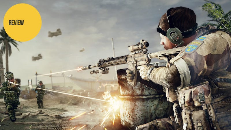 Illustration for article titled Medal of Honor Warfighter: The Kotaku Review