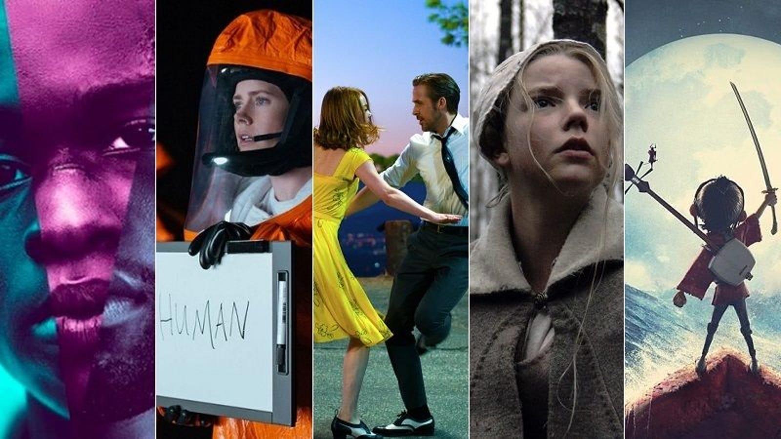 Las 25 mejores películas de 2016 y dónde verlas