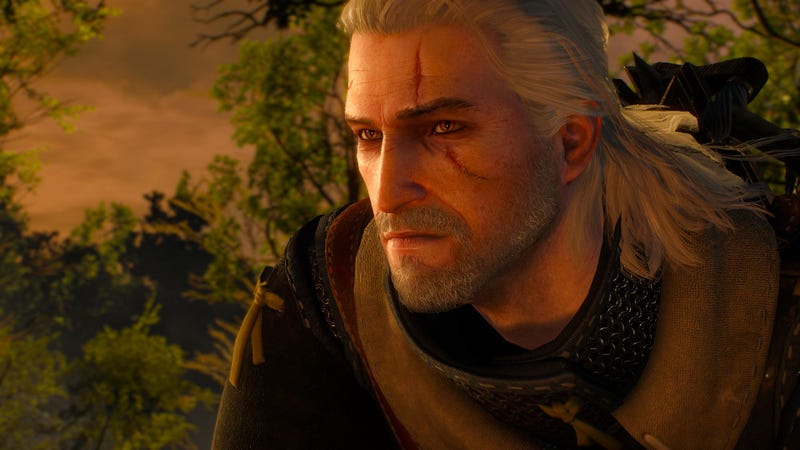 Illustration for article titled The Witcher 3New Game+ Sure Is Harder So Far