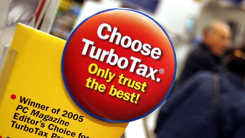 Congress Kills Free Tax Software Ban That TurboTax Loved