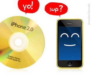 Illustration for article titled iPhone 2.0 Golden Master Could Be Complete By This Friday