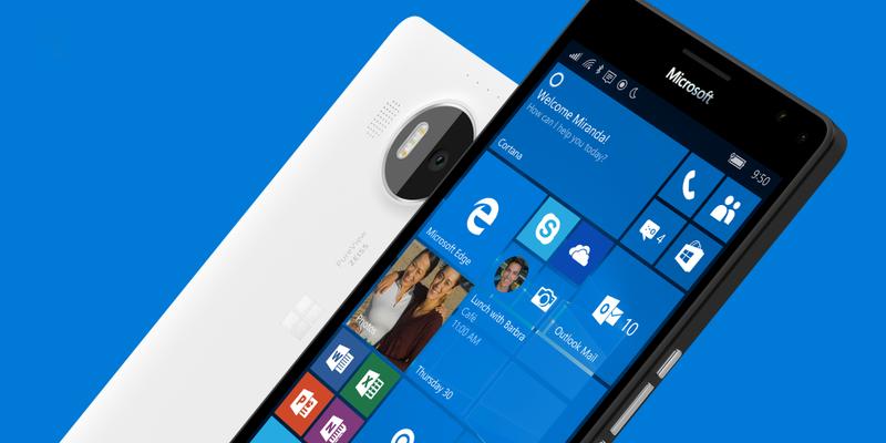 Lumia 950 y 950 XL, los primeros teléfonos con Windows 10 Mobile tienen refrigeración líquida