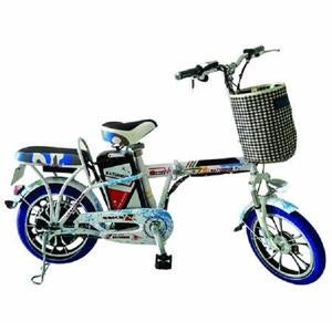 Illustration for article titled Selis Sepeda Listrik Saturnus Kendaraan Ramah Lingkungan