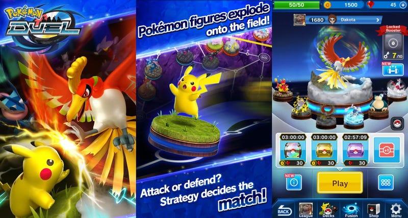 Illustration for article titled Sorpresa: Pokémon lanza un juego de estrategia gratuito para iOS y Android