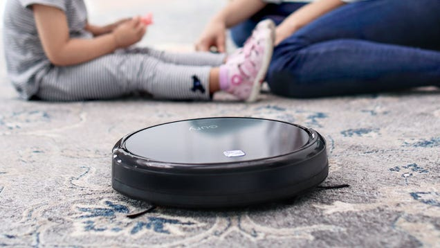 Here's Another Chance to Save On Anker's Ridiculously Popular Robotic Vacuum