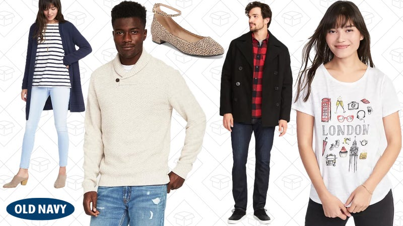 50% off sitewide | Old Navy50% off sitewide | GAPExtra 50% off sale items, 40% off full-price | Banana Republic