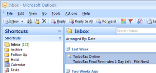 Illustration for article titled Tweak Microsoft Outlook to Empty Your Inbox Faster