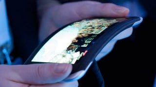 Illustration for article titled What the Heck Is This Crazy Flexible Nokia Phone?