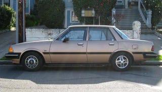 Illustration for article titled 1982 Mazda 626 Luxury