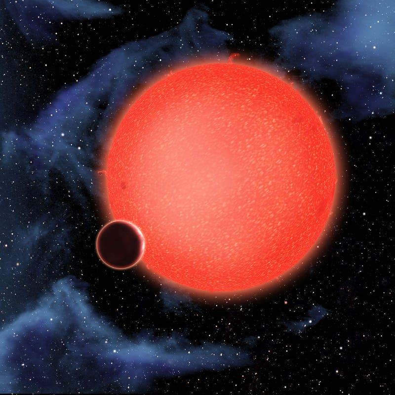 Illustration for article titled Newly Announced Super-Earth May Be The Closest Exoplanet Discovered Yet
